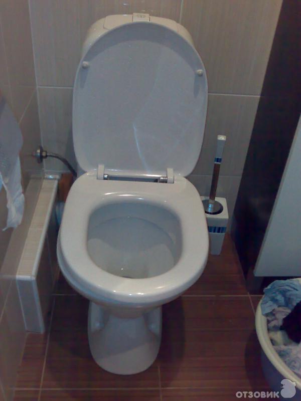 Унитаз GUSTAVSBERG BASIC LUX фото