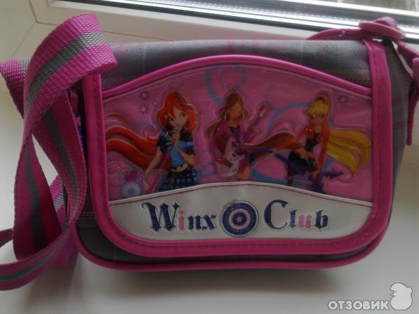 Сумки для девочек Winx фото.