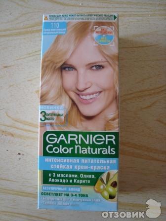 краски для блондинок отзывы - МОДА.