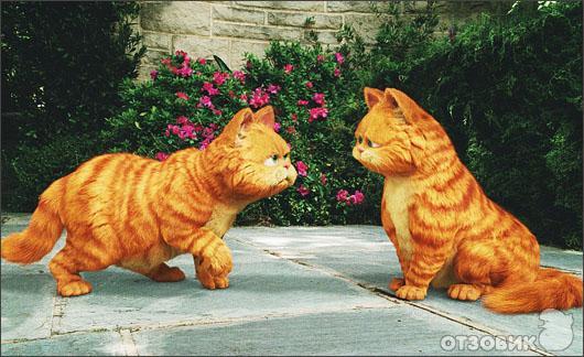 Прикол - смешной кот Рыжик - Мультик для детей