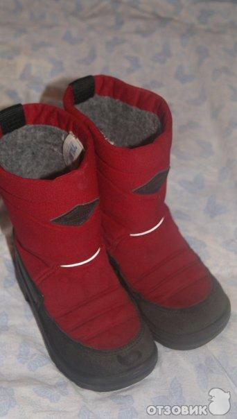 Отзыв: Зимняя детская обувь Kuoma - Я выбираю для ребенка зимнюю обувь...