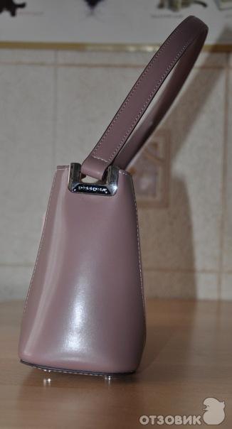 Отзыв: Сумка Dissona - Стильная, удобная, качественная сумка.