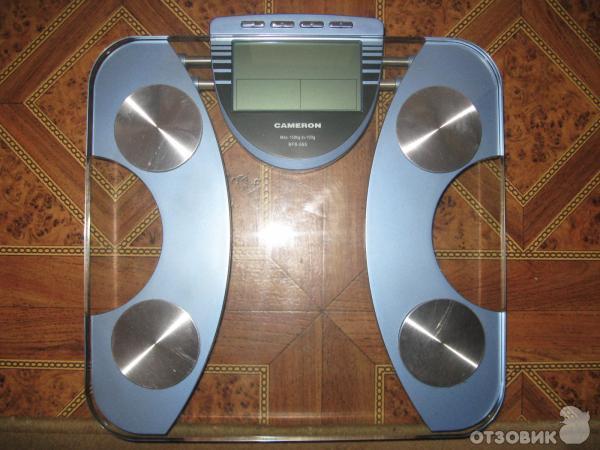 Отзыв о Напольные весы Cameron BFS-555 | Взвесить все за и против...