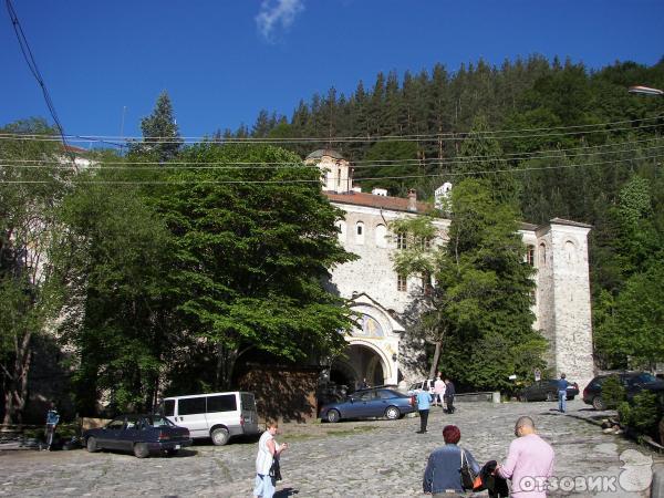 Болгария. Рильский монастырь фото