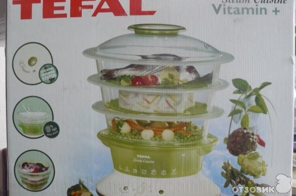 инструкция steam cuisine vitamin