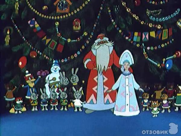 Подарки от деда мороза мультфильм