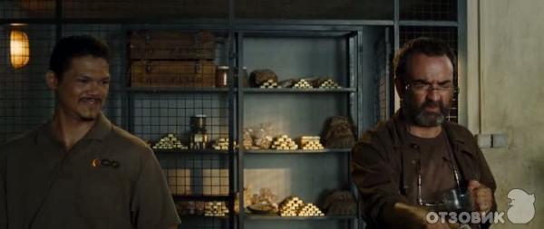 фильмы про похищение золота завод имеет