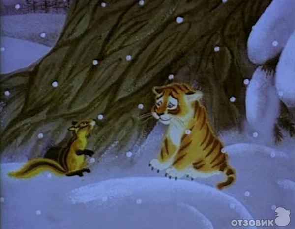 Понятно очень сердце зверя мультфильм Луи: Рождественский сюрприз