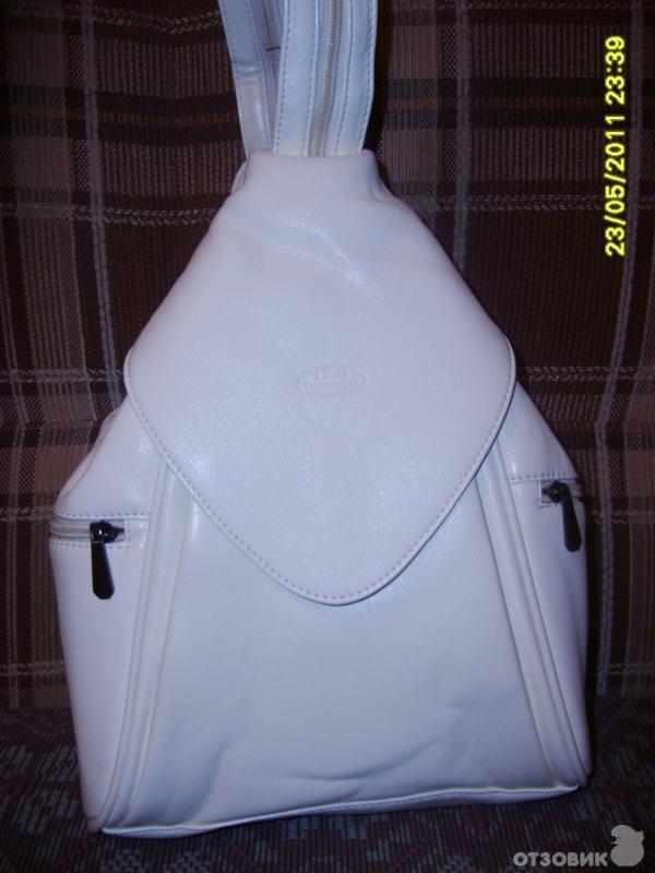 Отзыв: Кожаная сумка Lucia Tommasi - Фирменная сумка известного...
