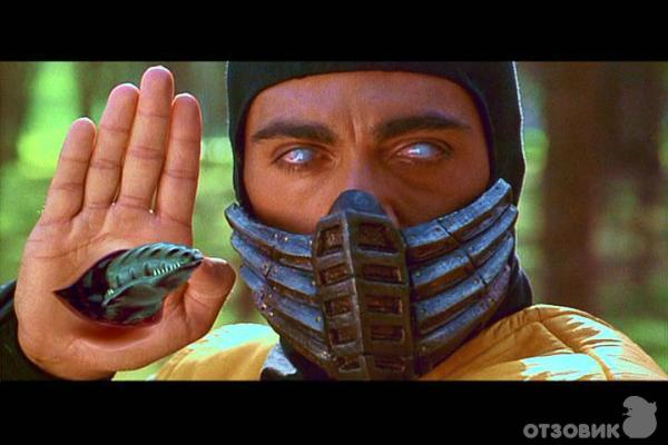 Mortal kombat movie scorpion