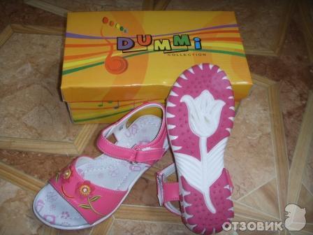 Туфли летние для девочек фото