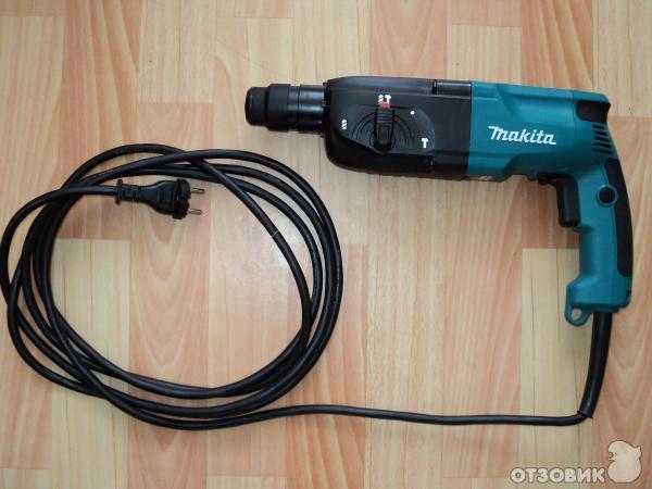 Перфоратор Makita HR2450 - это идеальное сочетание качества, надёжности, мощности, удобства и цены.