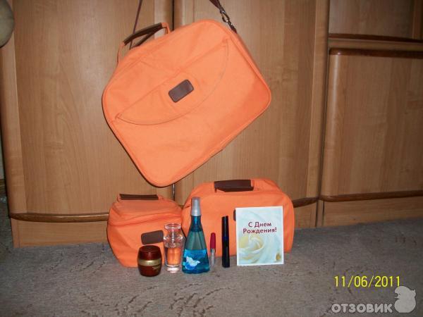 Пользуйтесь продукцией компании Ив Роше и получайте подарки.