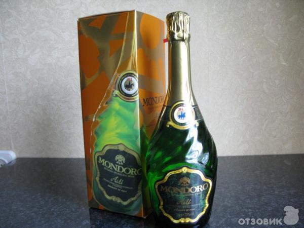 отзывы, шампанское, игристое вино, Asti Mondoro, Асти Мондоро, фото