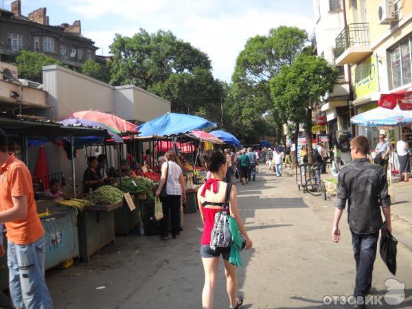 Женски пазар.