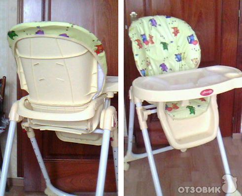 Amalfy стульчик для кормления цена