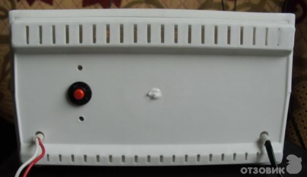 Отзыв: Автомобильное зарядное устройство Электроприбор ЗУ-75А - дешевое ,простое и легкое зарядное устройство.