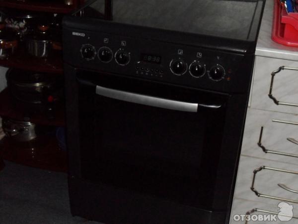 кухонная плита «BEKO»