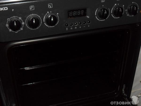 Электроплита веко инструкция как включить духовку