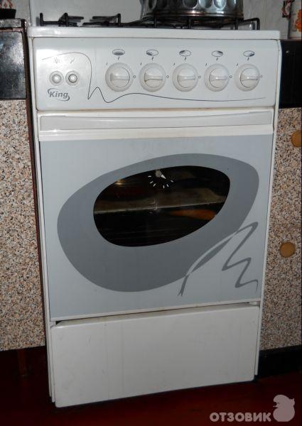 Газовая плита king инструкция духовка