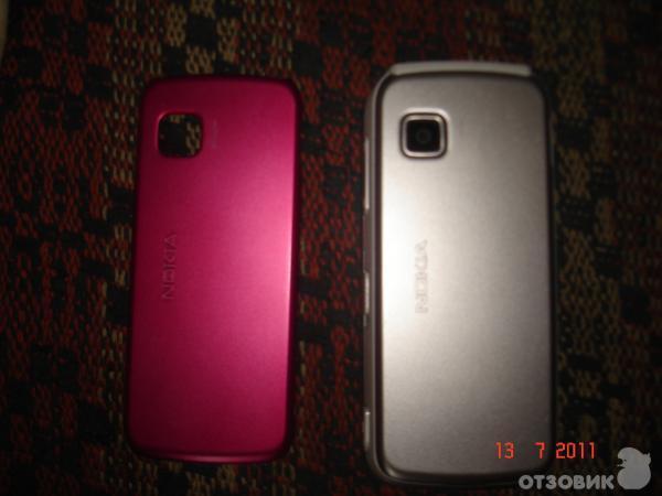 Отзыв о Сотовый телефон Nokia 5230 Хороший телефончик