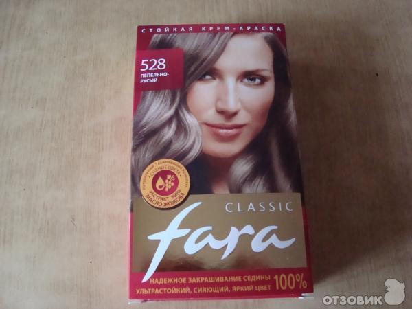 Краска для волос фара палитра фото