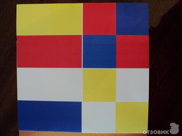 """Отзыв: Кубики  """"Сложи узор """" Корвет (по методике Никитина) - Умные кубики для дошколят.  Отличная развивающая игра!"""