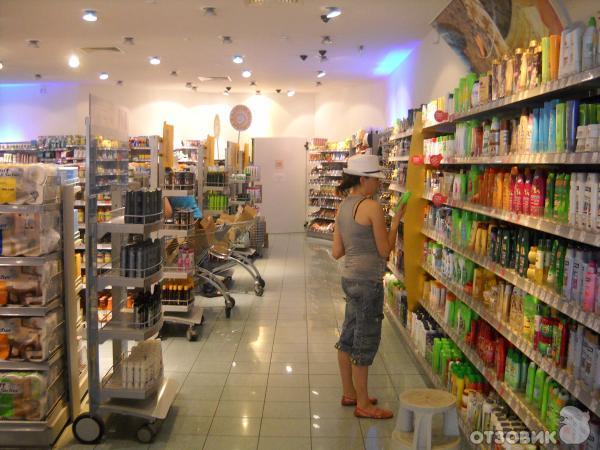 Магазин косметики дм
