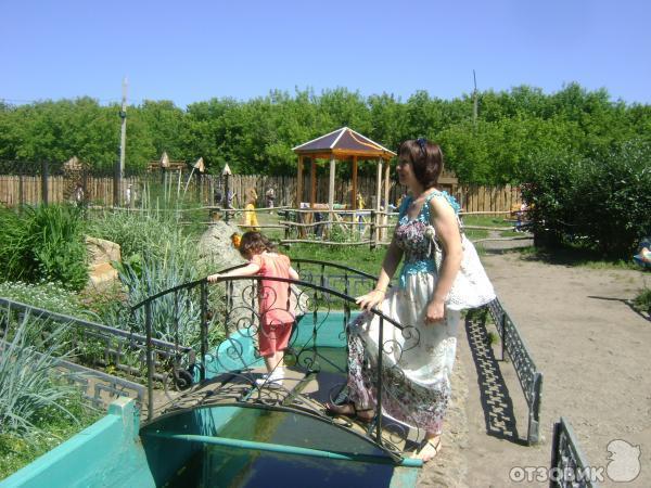 Наш родной зоопарк