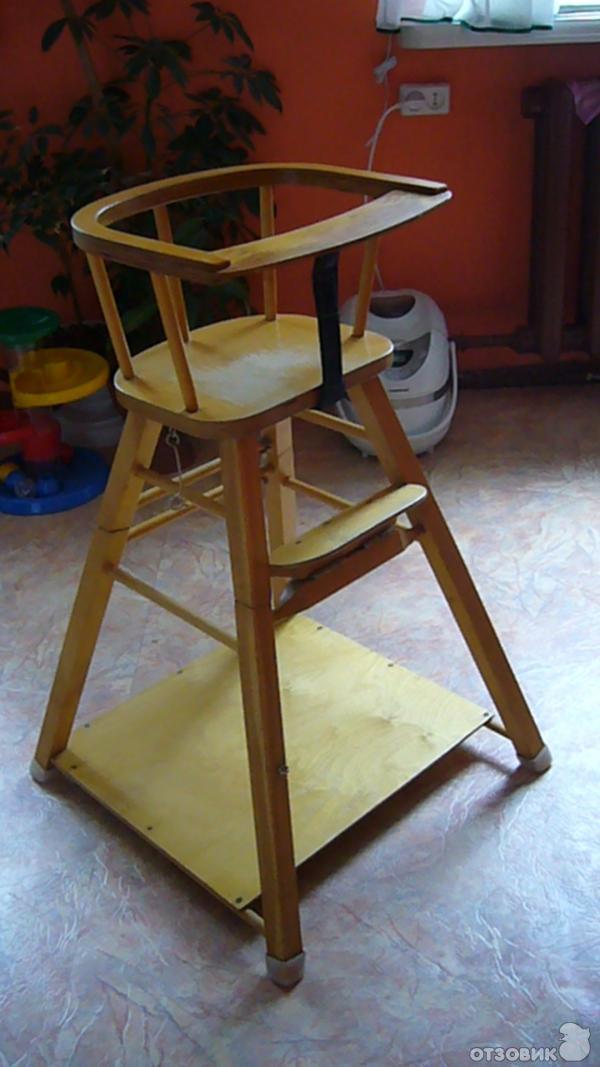 Деревянный стульчик своими руками фото