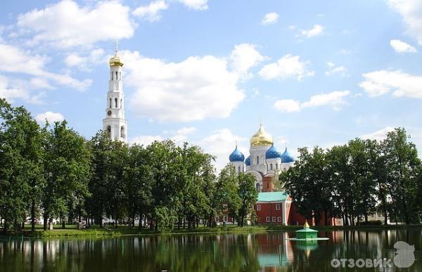 Николо- Угрешский монастырь фото