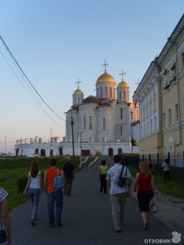 Экскурсии выходного дня из москвы