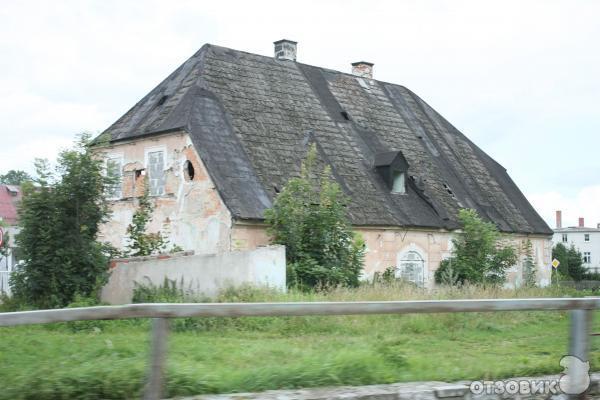 Убогий чешский домик