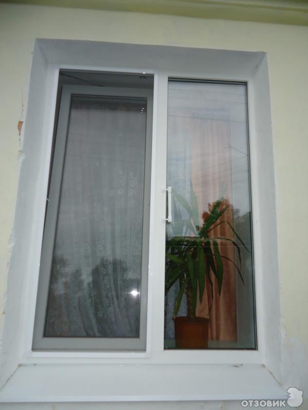 Отзыв о металлопластиковые окна rehau с ними намного комфорт.