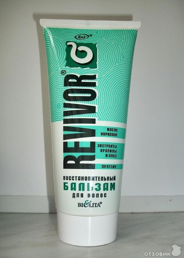 Revivor бальзам для волос отзывы