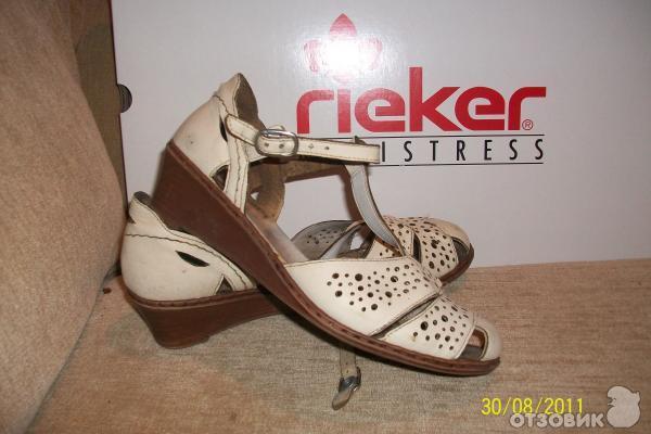 811a756e0 Отзыв о Женская обувь Rieker | Обувь, купивь которую, не пожалеите ...