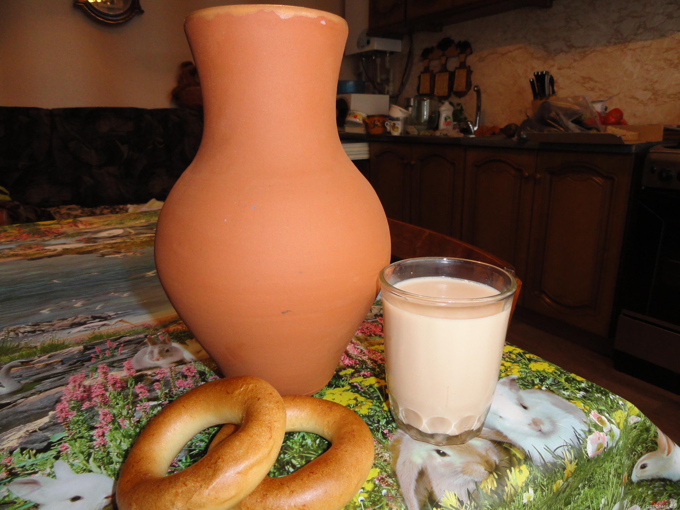 Топлёное молоко в термосе. Рецепт с фото. Пошаговые фотографии. Gurmel 35
