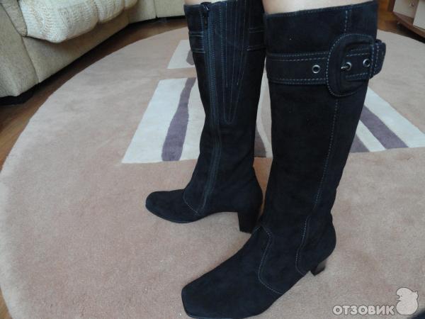 Обувь GABOR фото. сапоги