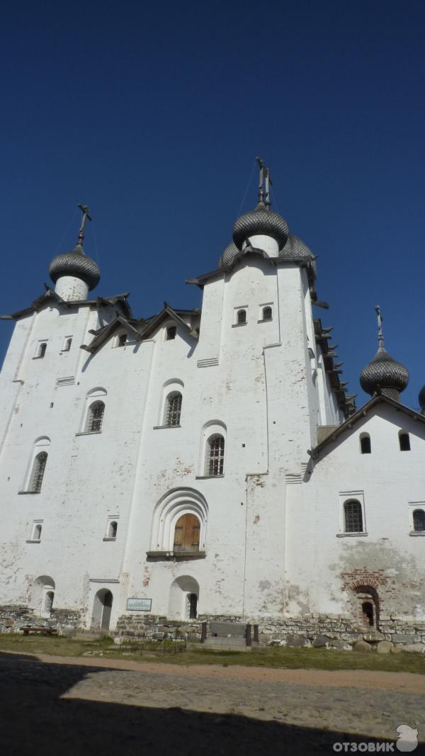 Успенский собор на Соловках