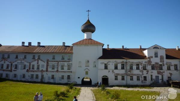 Благовещенский собор на Соловках