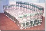 Мастер класс мебель из бутылок своими руками 30
