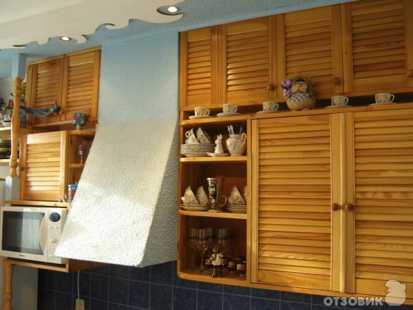 Отзыв о Кухонная мебель своими руками | Сделайте мебель своими руками