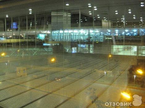 Отзыв: Аэропорт Ататюрк (Турция, Стамбул) - Комфортный аэропорт в европейской части Стамбула.