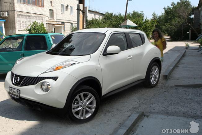 Nissan Juke (������ ���) ����������� ��������������