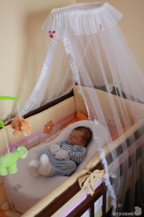 Кокон для новорожденных инструкция