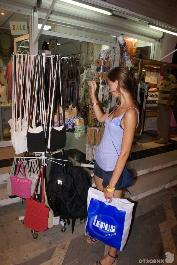 Что привезти с отдыха на Кипре? фото