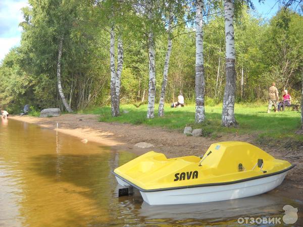 базы на валдае рыбалка и отдых