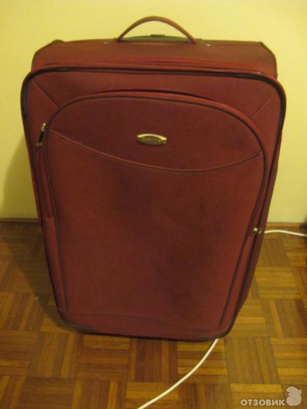 Чемоданы эдминс отзывы москва рюкзаки магазин