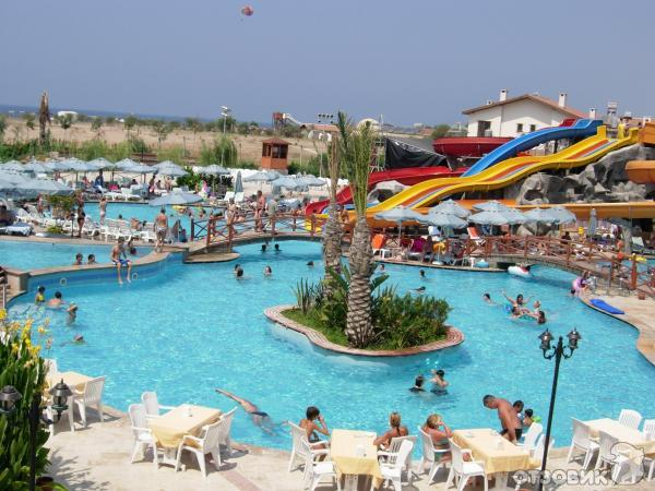 Сиде Pemar Beach Resort 5*