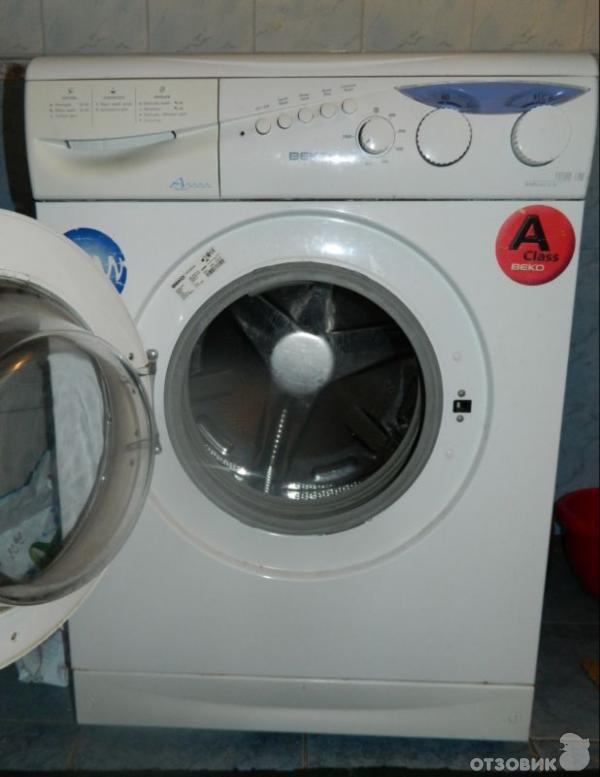 Инструкция к стиральной машине века